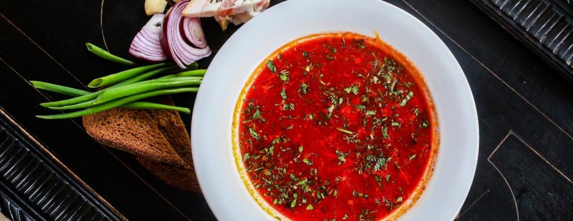 Фестиваль украинской кухни
