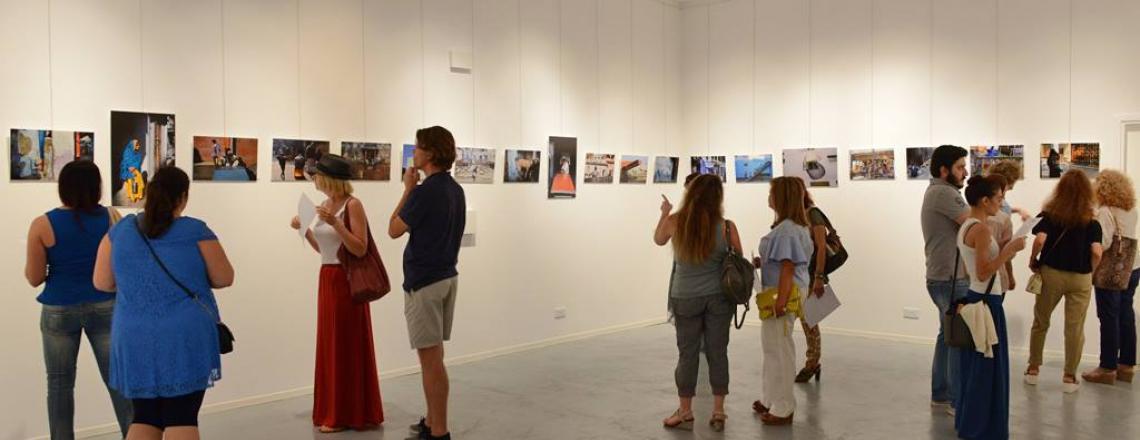 6X6, школа фотографии, фотостудия и выставочное пространство в центре Лимассола