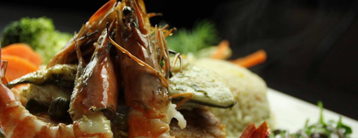 Adonis Meze Ouzo, рыбный ресторан «Адонис» в Ларнаке