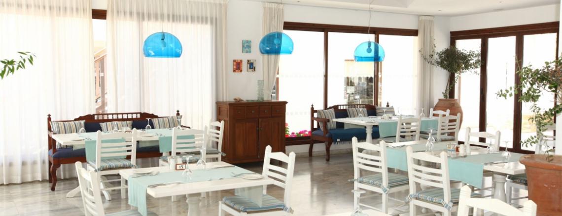 Aegeon Greek Restaurant, ресторан Aegeon в Пафосе