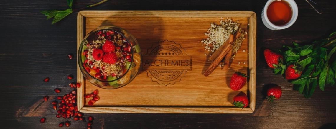 Alchemies Wine Bar & Restaurant, винный бар и ресторан Alchemiesв Ларнаке