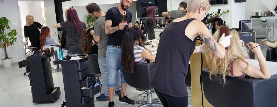 ALiento Hair & Beauty Care, салон красоты ALiento в Никосии