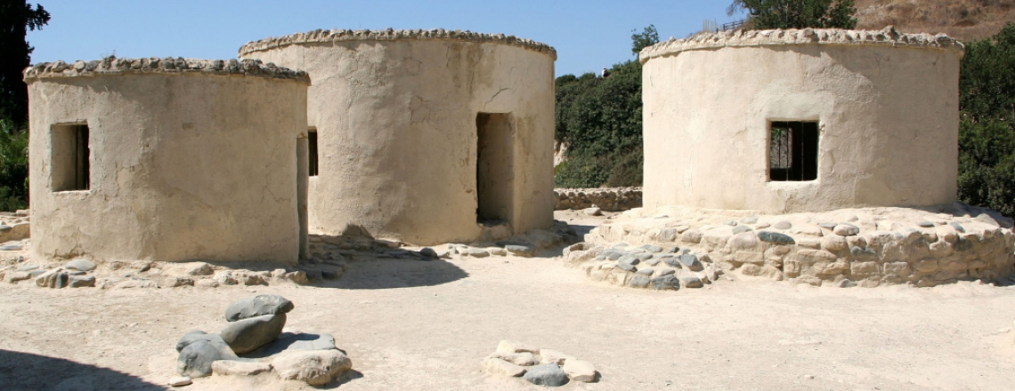 Choirokoitia Neolithic Settlement, древнее поселение Хирокития, Ларнака