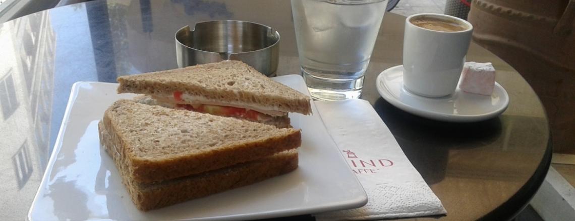 Grind Caffe, кофейняGrind в Никосии