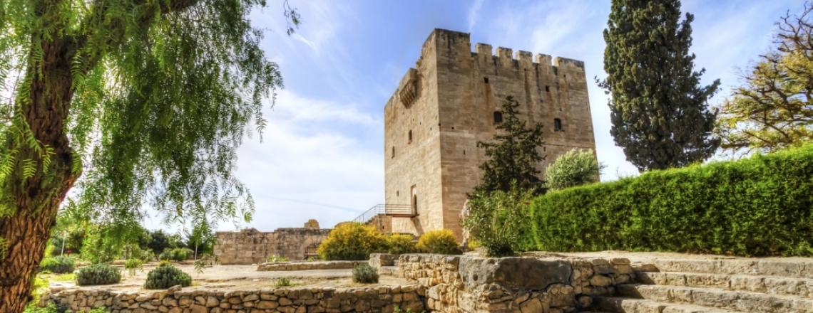 Замок Колосси, Colossi castle, Лимассол