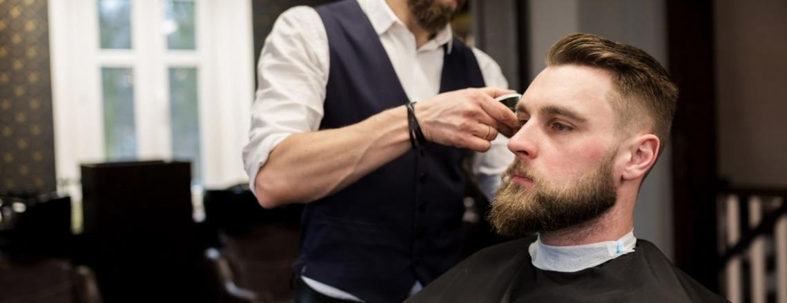 Koureio Antros Barber shop, барбершоп Koureio Antros в Лимассоле
