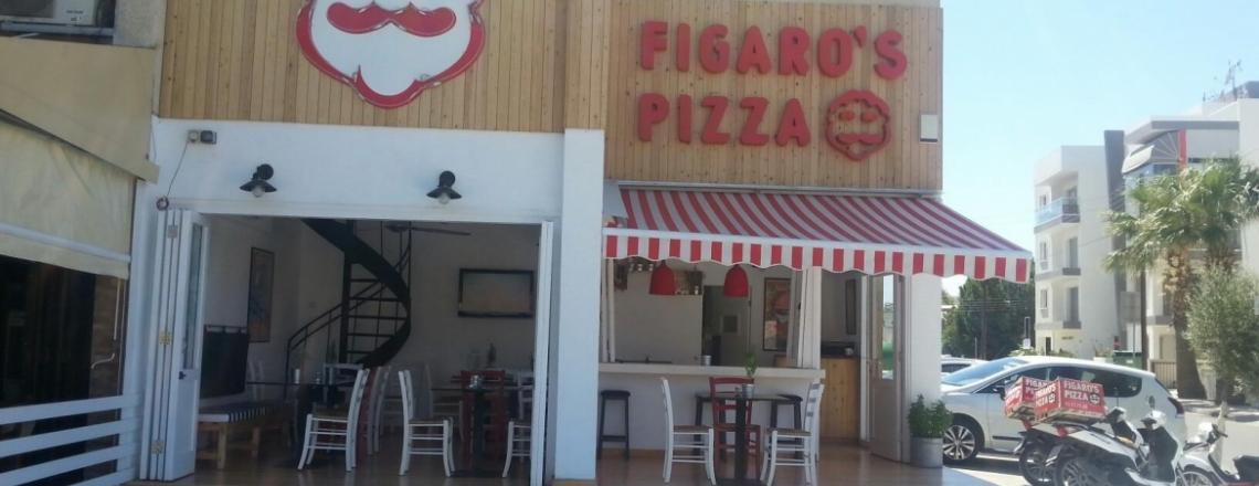 Пиццерия Figaro's Pizza в Никосии