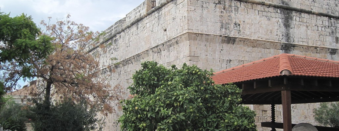 Кипрский музей средневековья, Средневековый замок, Лимассол