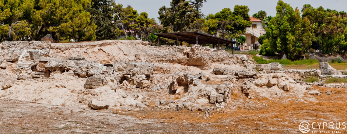 Kition, древний город Китион, Ларнака