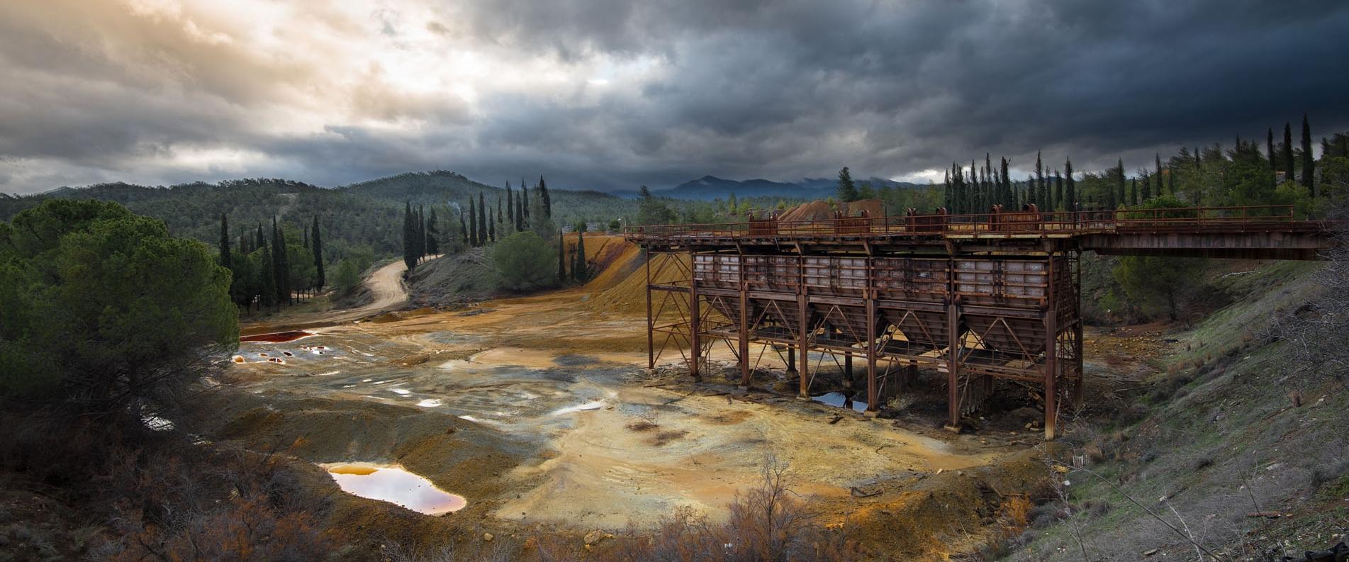 Митцеро и ее окрестности: Медной руды хозяйка