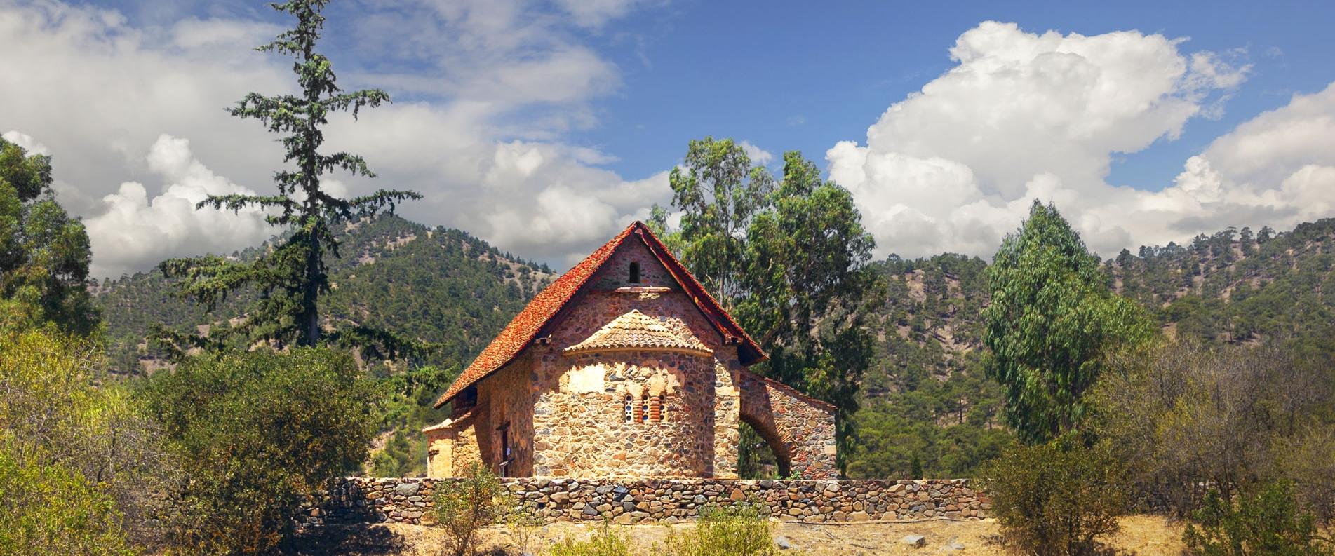 Осенний тур по деревням Троодоса: Потами – Асину-парк и Панагия Асину – Никитари – Визакья