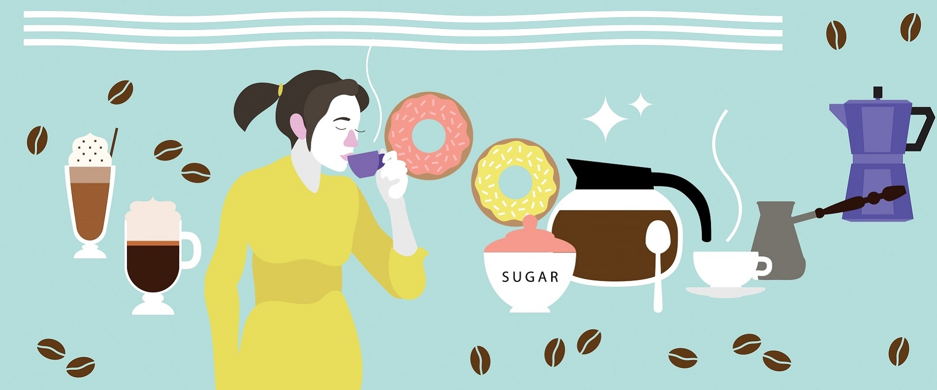 ТОП 5 альтернативных кофеен Лимассола