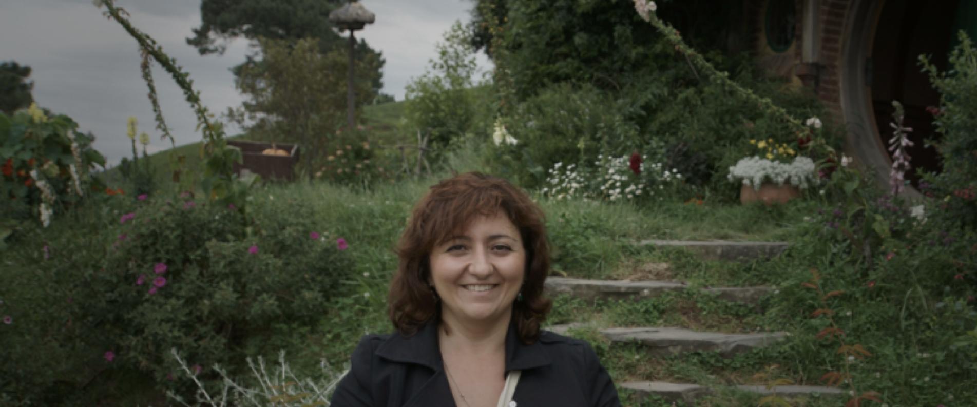 Гея Карипиду: Кипр — мой дом!