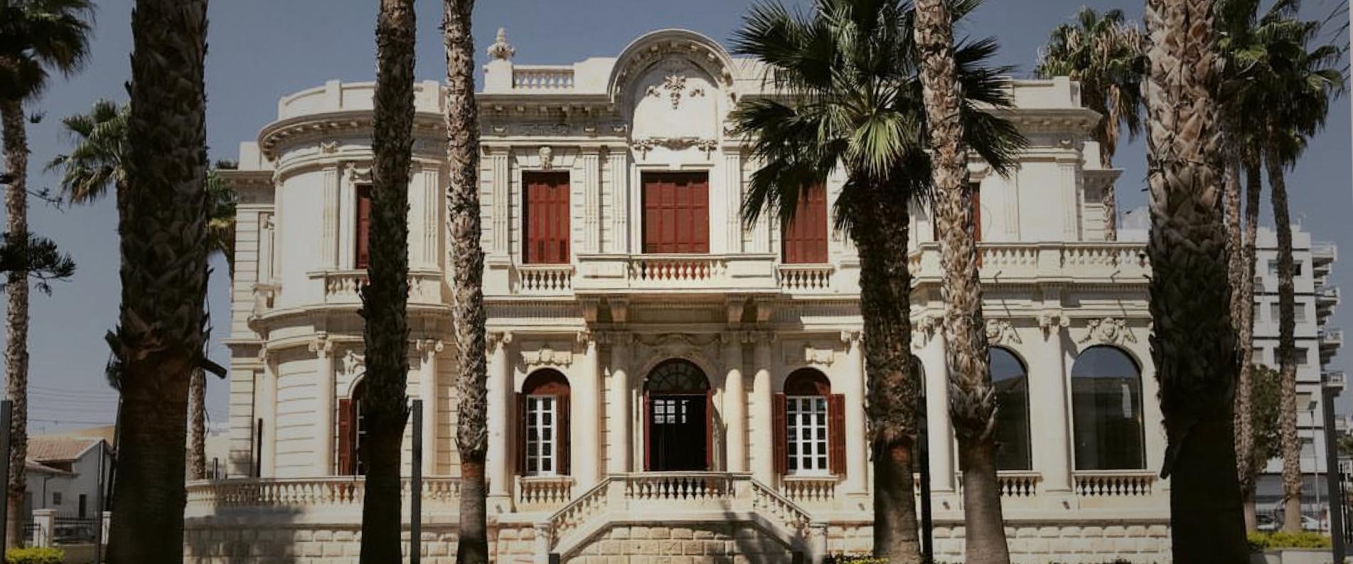 Публичная библиотека Лимассола — культурный центр во дворце