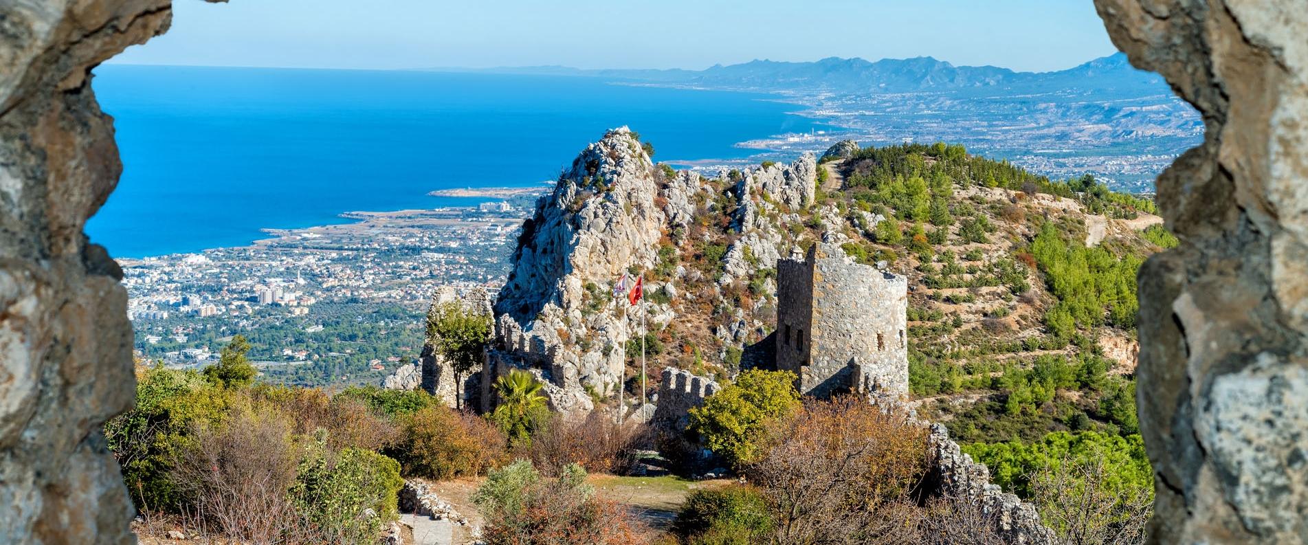 В Северный Кипр на машине за один день